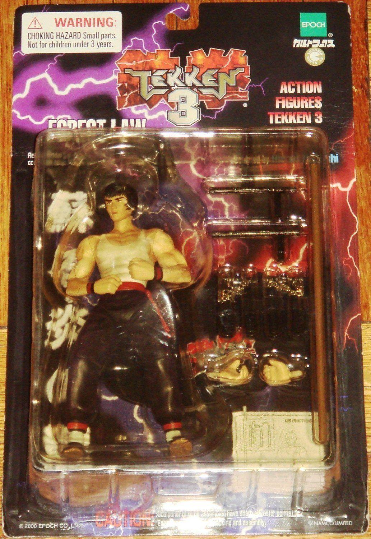 Forest Law Tekken 3 Action Figure Action Figures Figures Action