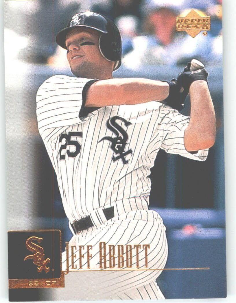 2001 Upper Deck 139 Jeff Abbott Chicago White Sox