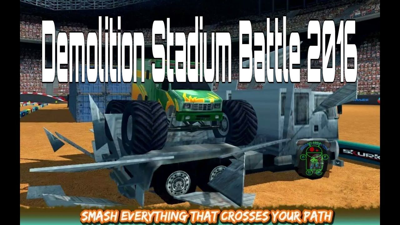 Demolition Stadium Battle 2016 TrimcoGames AGTMG HD