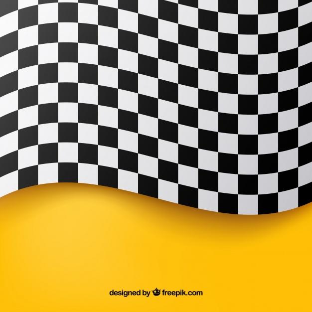 Checkered Flag Background Flag Background Checkered Flag Vector Logo Design