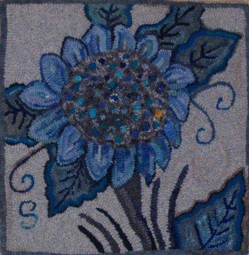"""Blue Sunflower renamed...""""Hope""""...!  ; )"""