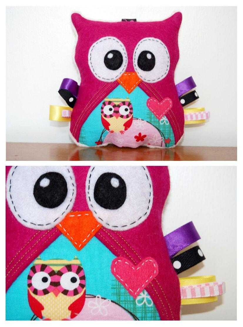 handmade owl - Google Search