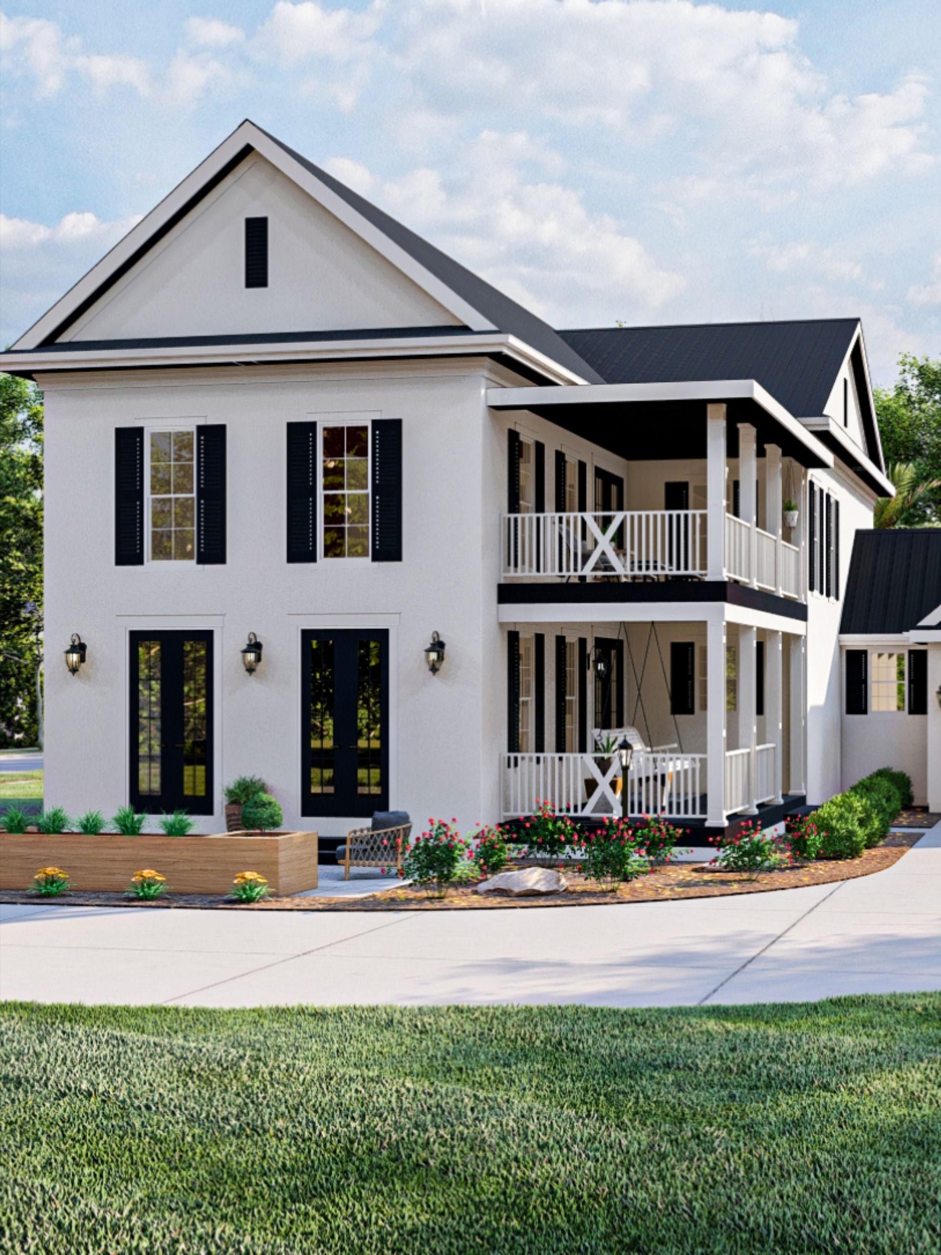 Modern Farmhouse Ashville