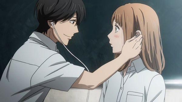 Kakeru And Naho Orange Anime Anime Orange Anime Anime Romance