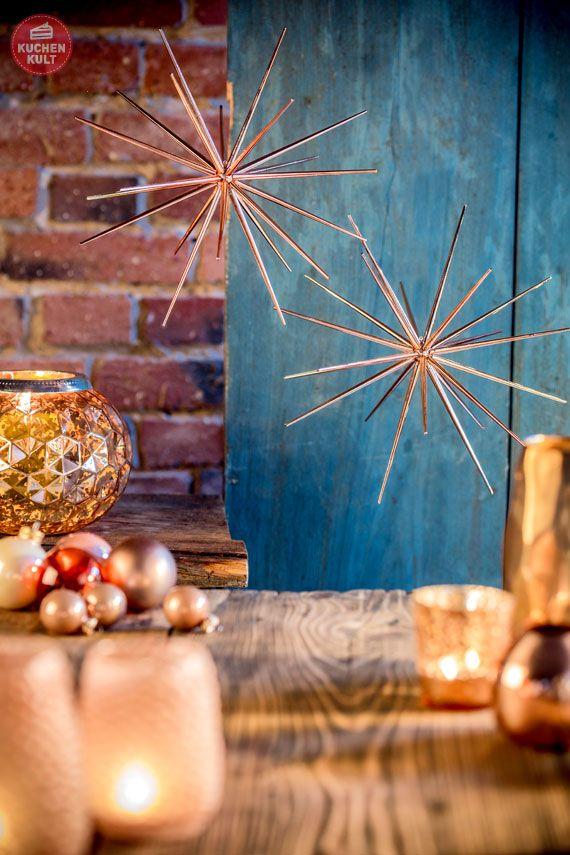 #Weihachten #Deko #Kupfer #christmas #xmas #deco