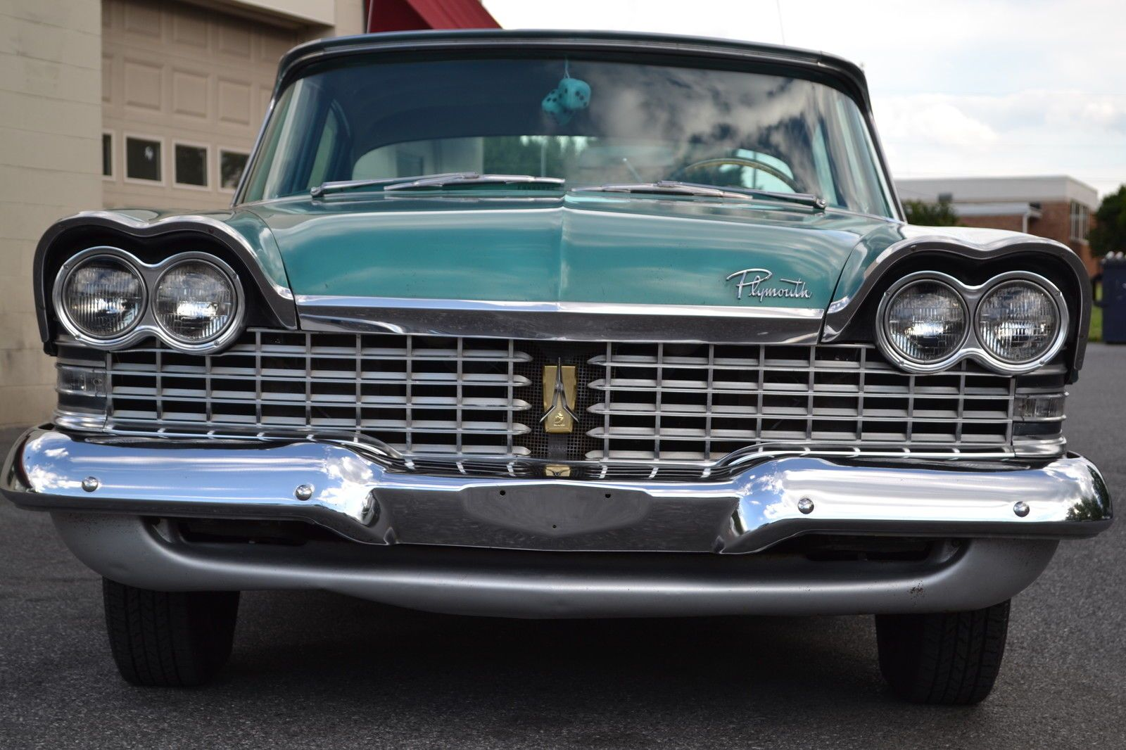 1959 Plymouth Fury GOLDEN COMMANDO   Plymouth fury, Plymouth and ...