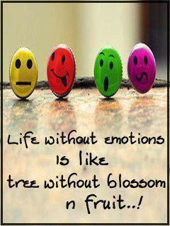Download Life Without Emotions Mobile Wallpaper | Mobile