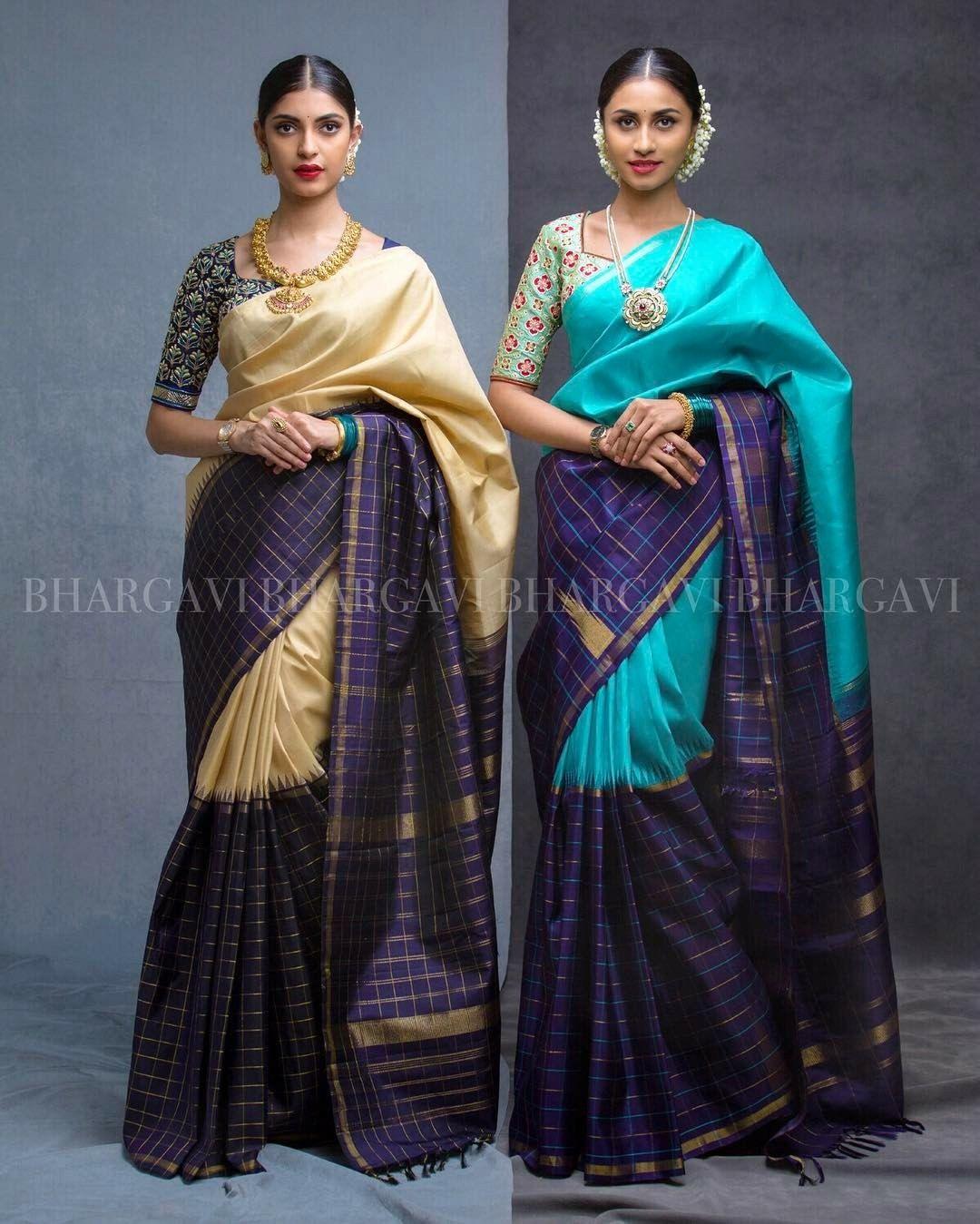 Jyothika traditional sari at shobi wedding saree blouse patterns - Jyothika Traditional Sari At Shobi Wedding Saree Blouse Patterns 44