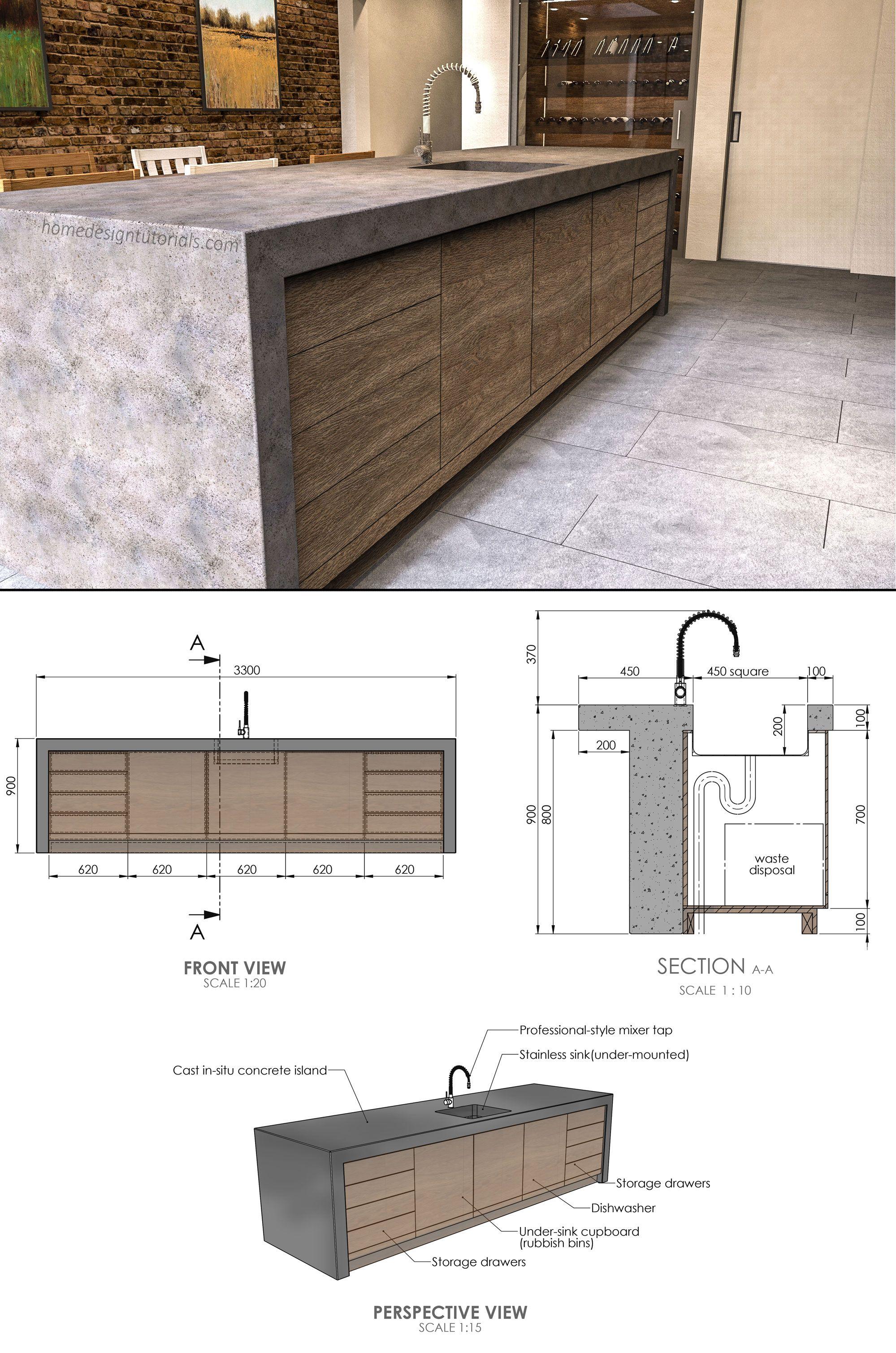 Kitchen Island Design Kitchen Furniture Design Kitchen Island Design Interior Design Kitchen