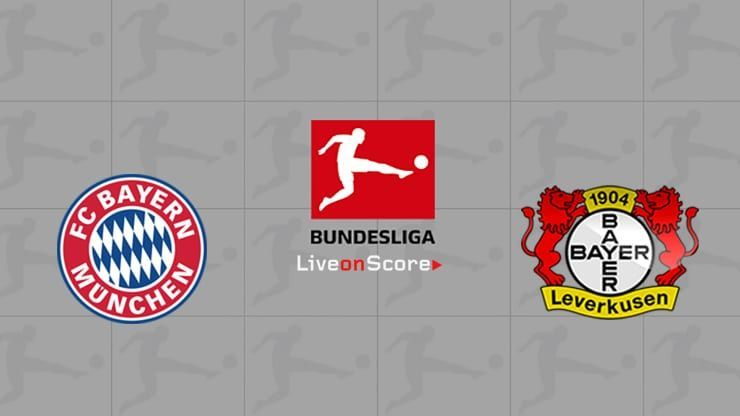 Bayern Munich Vs Bayer Leverkusen Preview And Prediction Live Stream Bundesliga Bayern Bayern Munich League Table