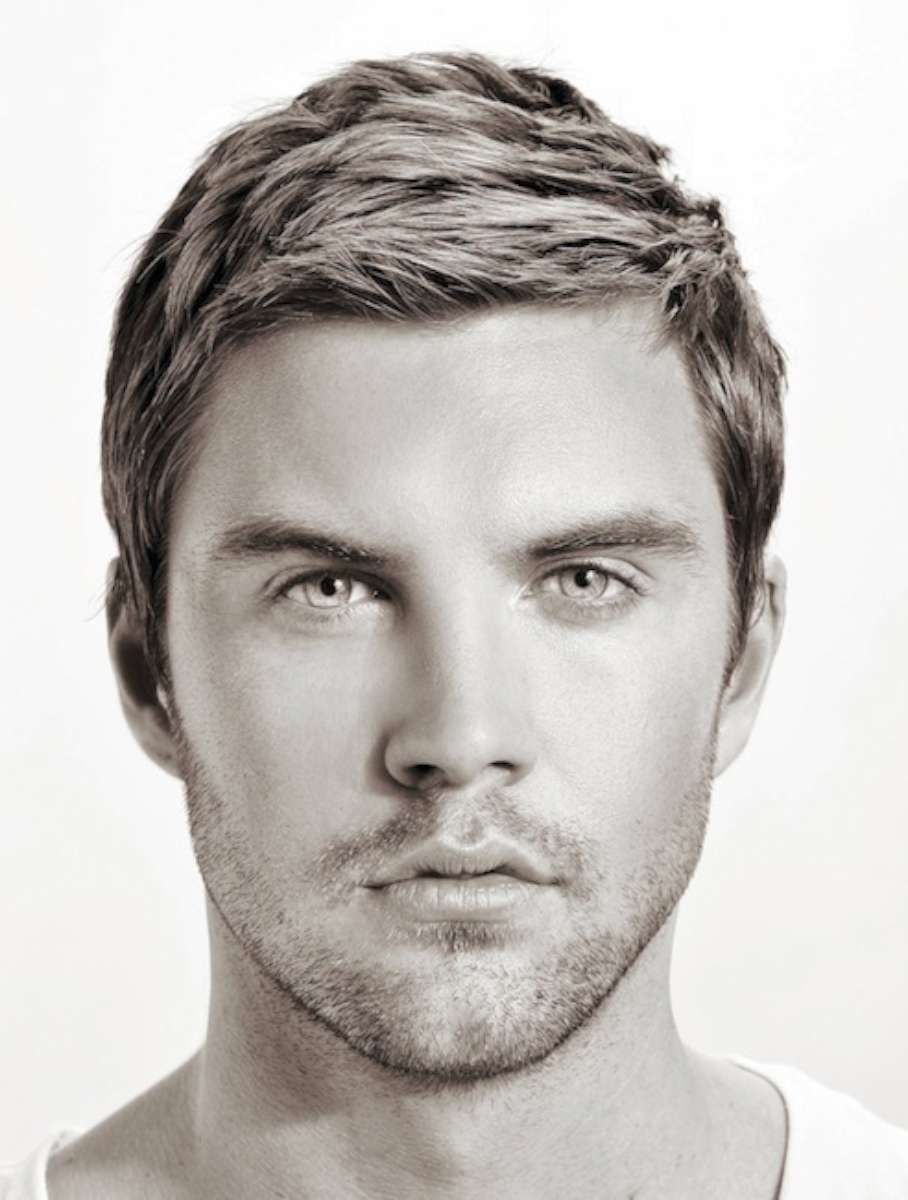 Excellent 1000 Images About Hair Style On Pinterest Male Celebrities Short Hairstyles Gunalazisus