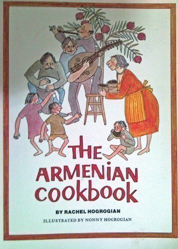 Home & Garden Book Cookbook Cooking Cookery Russian Cook Recipe Old Vintage Armenian Armenia Other Home Cleaning Supplies