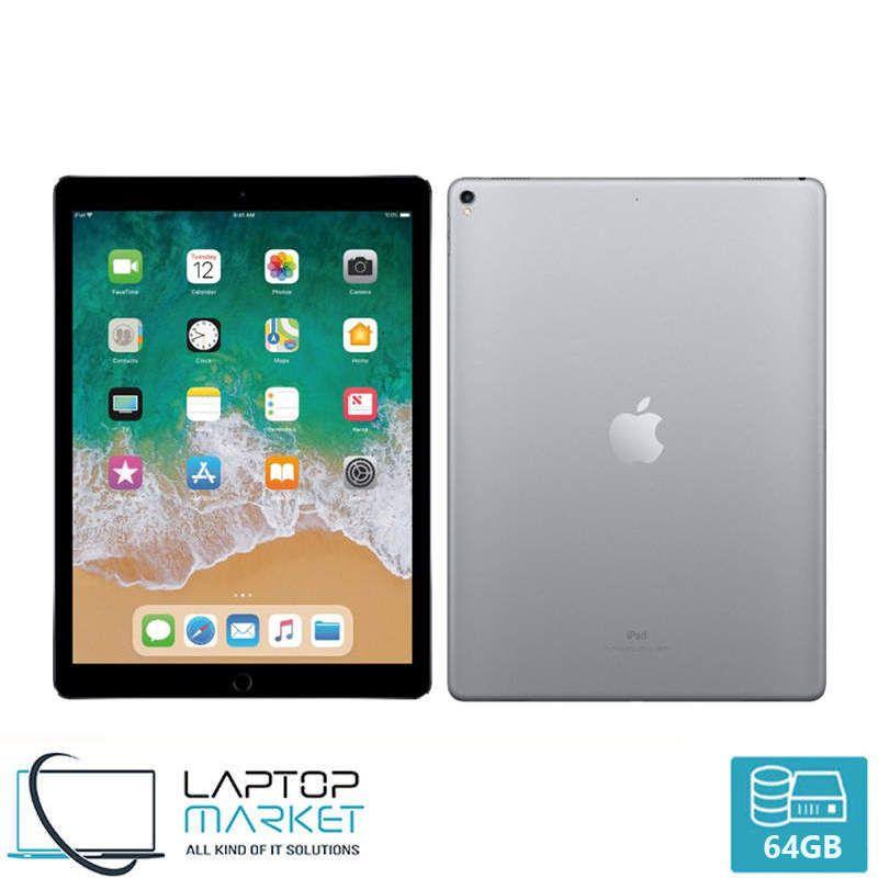 Apple Ipad Pro 2nd Gen 64gb 12 9 Retina Wifi Space Gray 12mp Cam In 2020 Apple Ipad Pro Ipad Pro 2 Apple Ipad