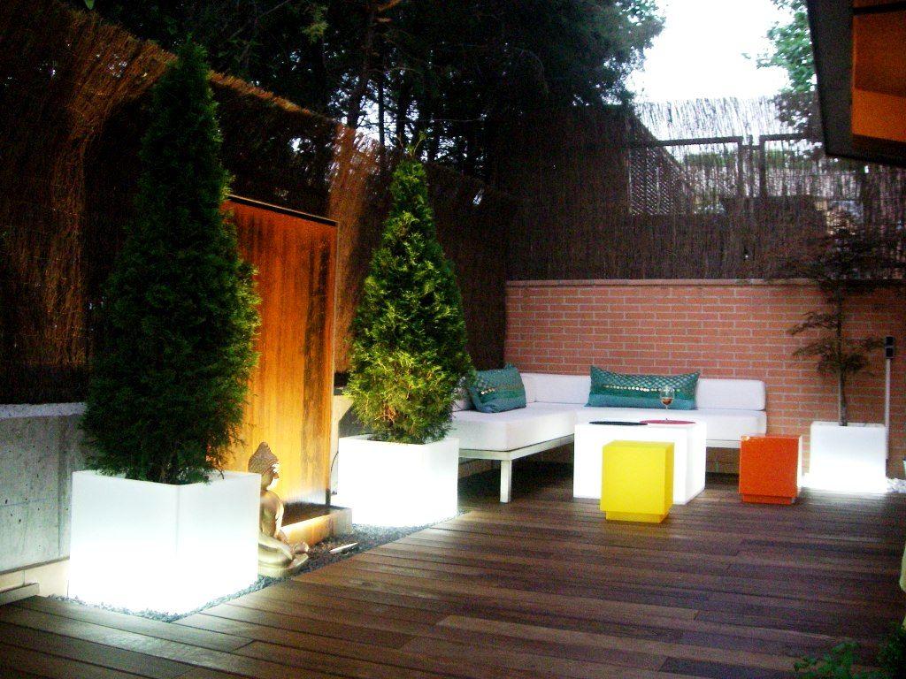 Aticos y Terrazas: Terrazas de Diseño | Terrazas | Pinterest | Mas ...