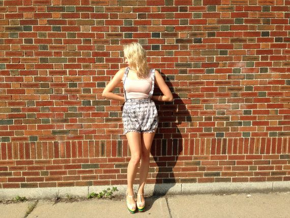Bloomer Shorts with Overalled Suspenders by SincerelyJanaRenee, $20.00 Made from scratch!
