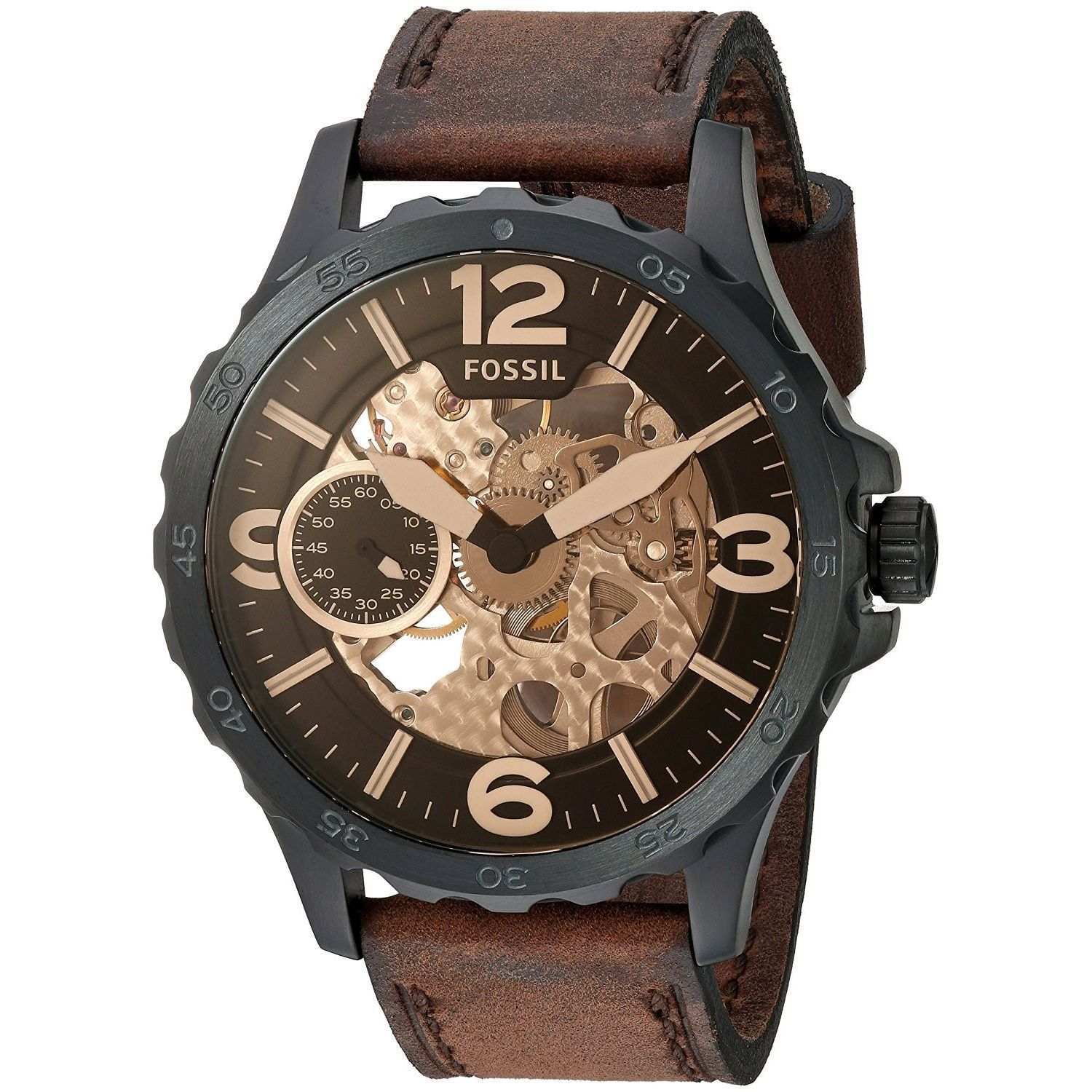 d9c2c371a Fossil Men's ME3127 'Nate' Automatic Watch | Random | Fossil watches ...
