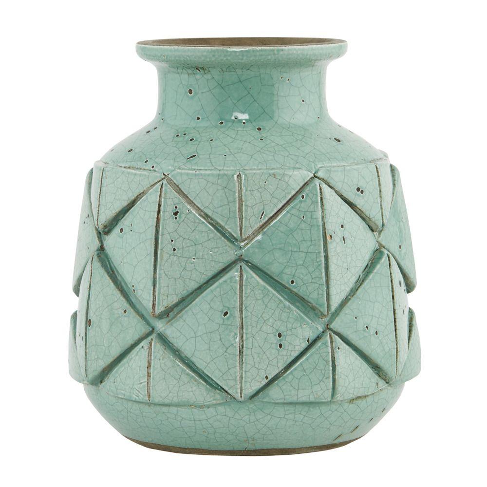 House Doctor avron vase grønn Ting Vase, Grønn og