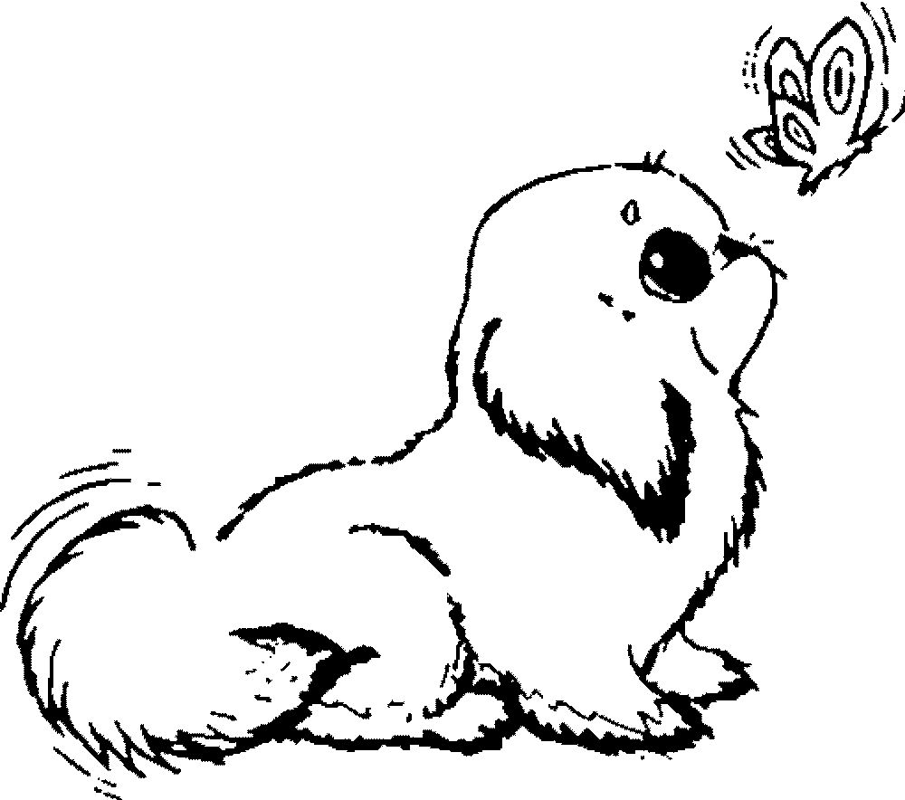 image result for coloring pages with dogs - Coloring Pages Of Dogs