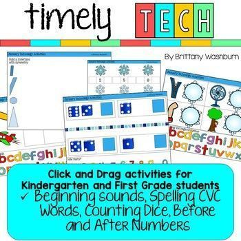 Timely Tech 23 January Themed Technology Activities