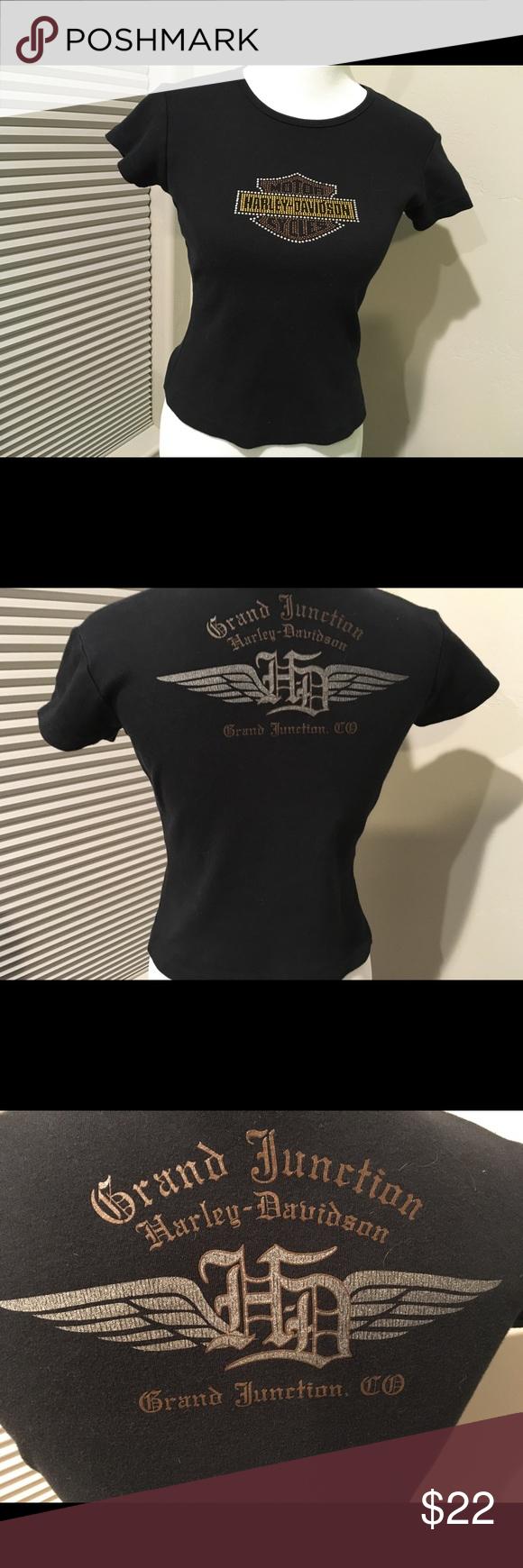 Black harley davidson tshirt, real jailbait sexting nudes
