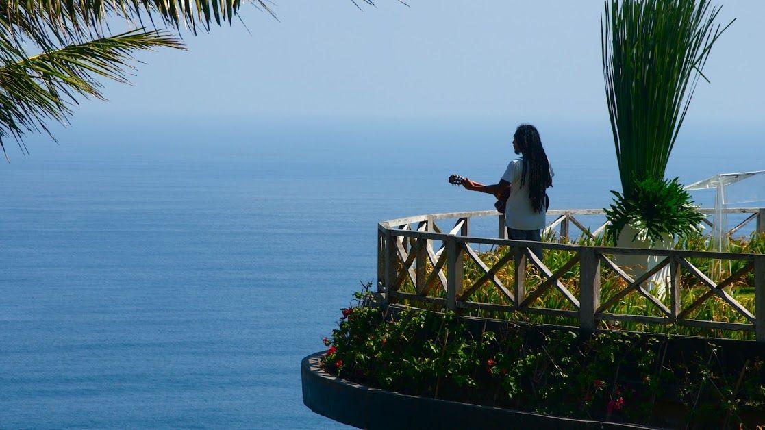 #music #guitar #rasta #reggae #dreadlocks #travel #beach