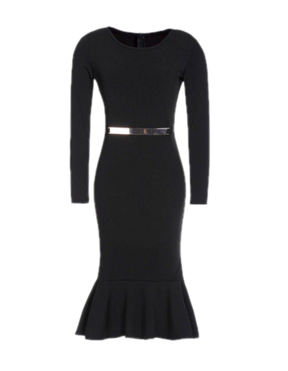 Qualityuc womens clothing stylish designer semi formal dress