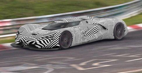 SRT presentará en breve su Tomahawk Gran Turismo - Motor y Racing