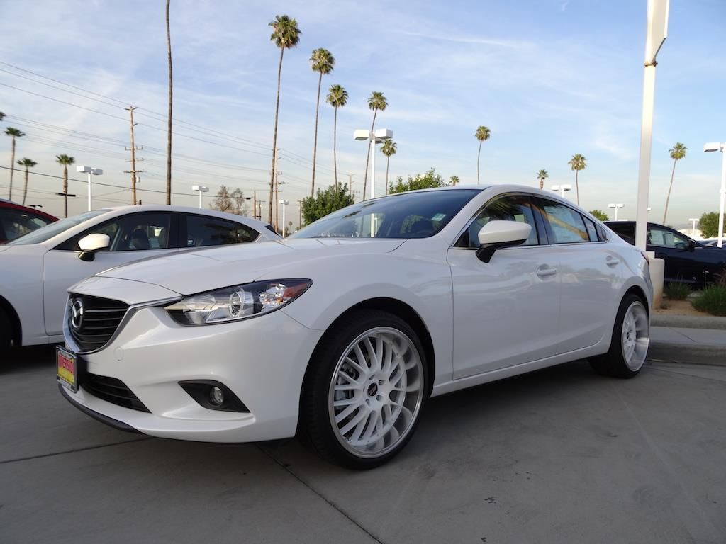 2016 Mazda Mazda6 Sport with Zoom Zoom Package by Riverside Mazda in Riverside CA . Click to view more photos and mod info.