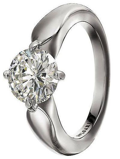 huge discount 5addb 345b2 BVLGARI】ブルガリ:ダイヤモンド モノロゴ K18WG リングは 手軽 ...