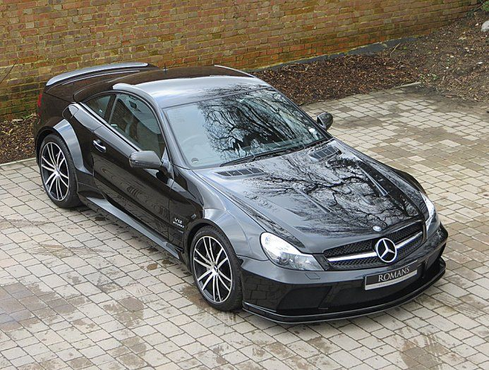 2010 mercedes sl65 amg black series for sale obsidian for Mercedes benz sl65 amg black series for sale