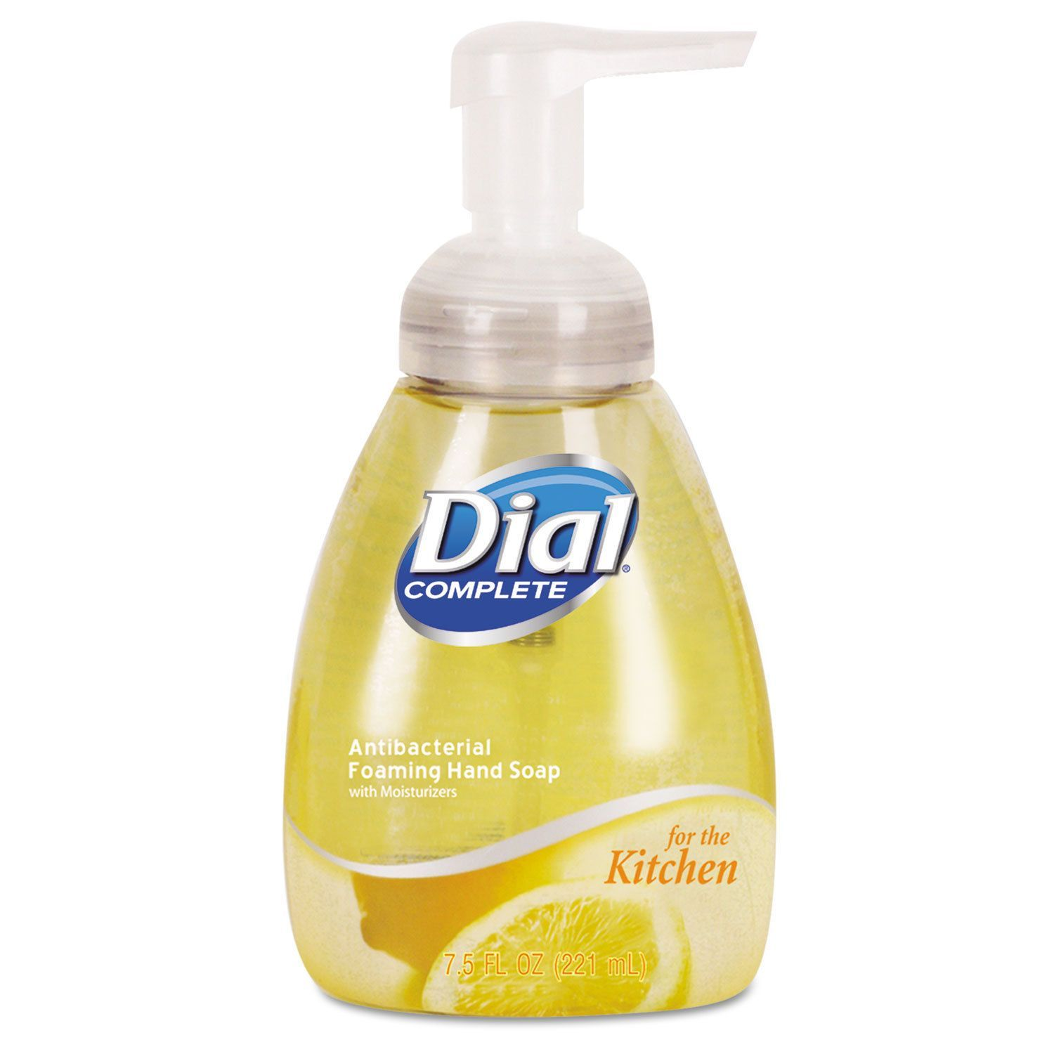 Dial Professional Antimicrobial Foaming Hand Soap Light Citrus 7 5