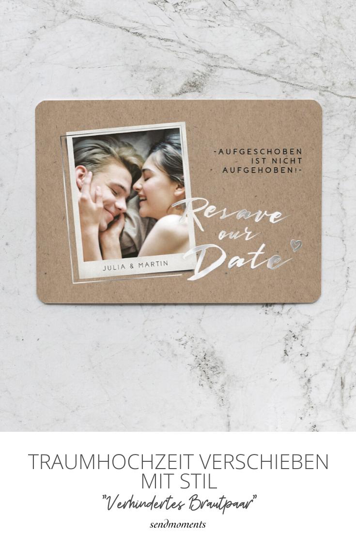 Grusskarten Verhindertes Brautpaar Detail Brautpaar Hochzeit Braut