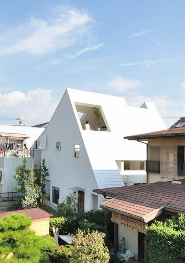 Tolle Dächer - Giebeldach als Akzent in modernen Häusern | archi and ...