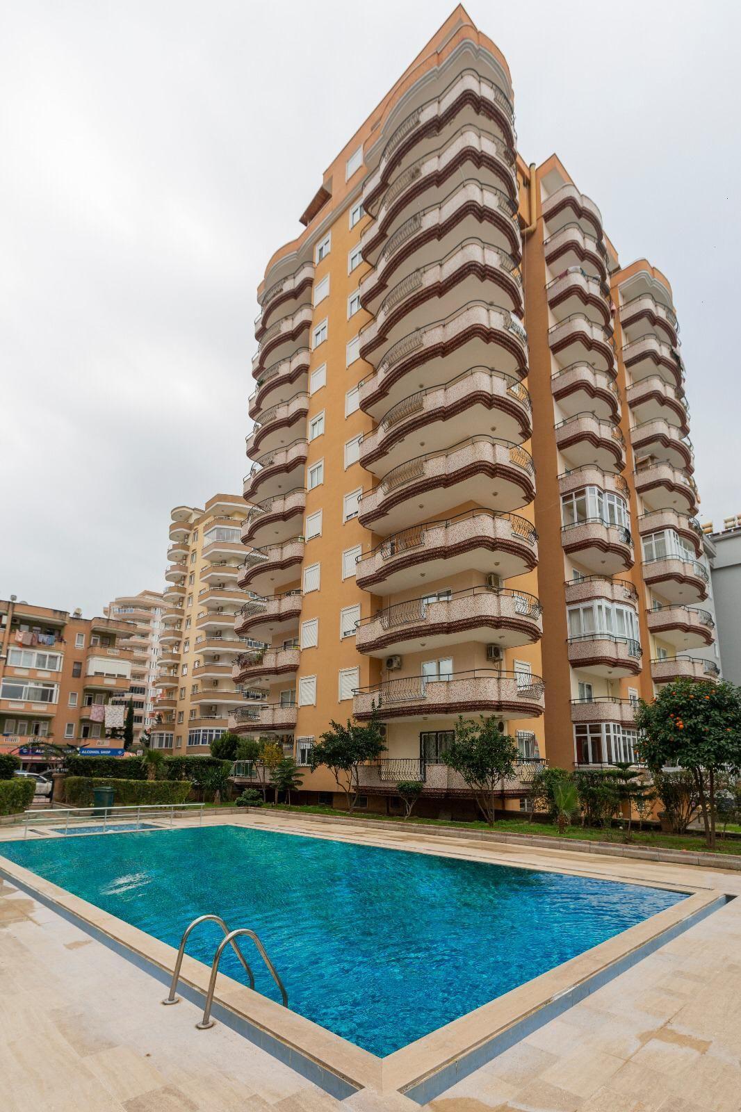 Flamingo 1 Sitesi Mahmutlar Alanya Alanya Real Estate Turkey Alanya Turkey