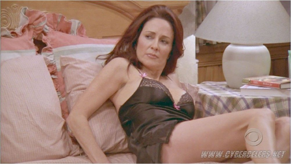 Skinny gap patricia heaton in bed nude scene