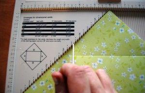 Martha Stewart Scoring Board by @EK Success. Love the on-board tool storage and envelope-making tool. {Review on CraftTestDummies.com}