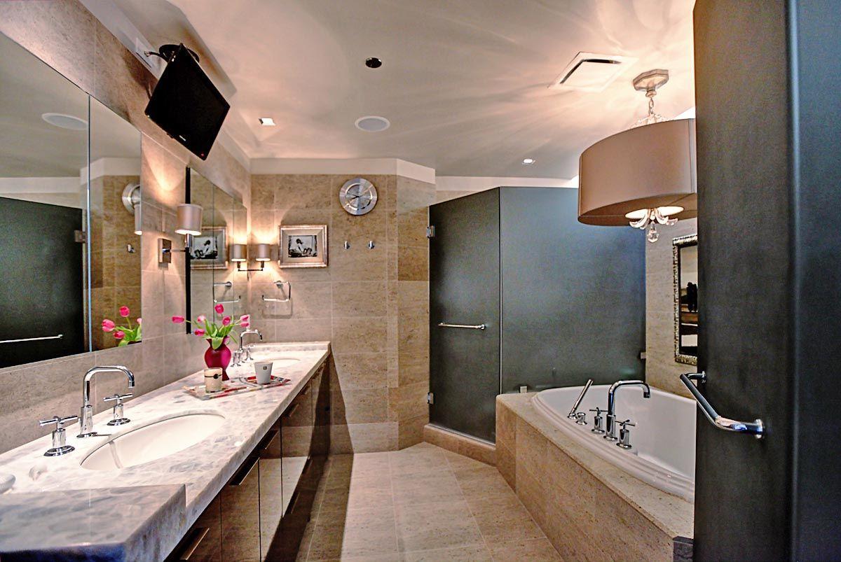 Interior Designdebora Lyn Interior Designs  Trump Towers Gorgeous Bathroom Designer Chicago Inspiration Design