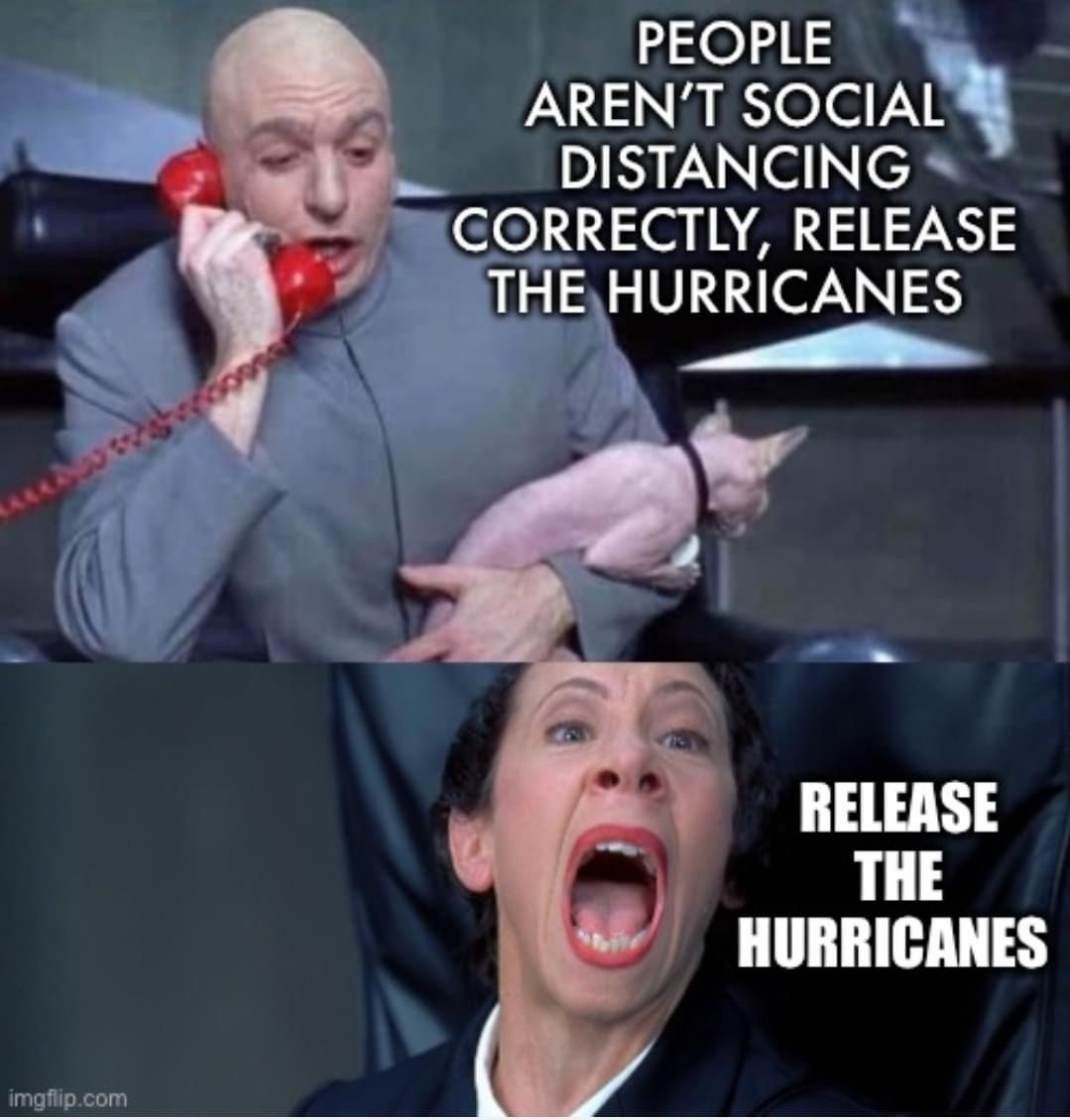 Pin By Horsedizzy On A 2020 In 2020 Hurricane Memes Memes Funny Signs