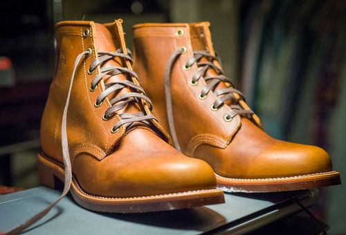 Chippewa boots, Boots, Vintage boots