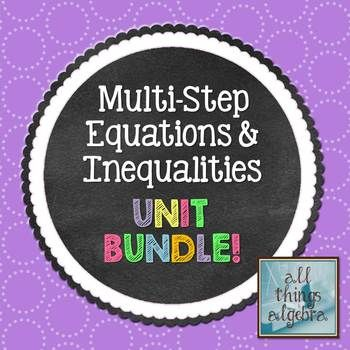 equations and inequalities test pdf