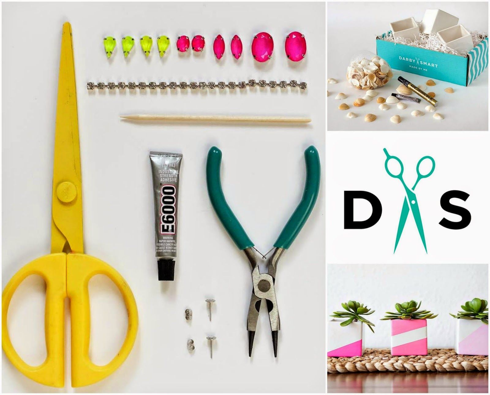 { wisp + whim: Crushing On : Subscription Boxes } Darby Smart. #crafting #DIY