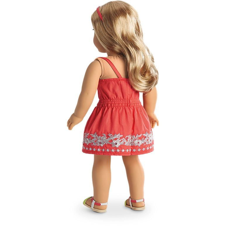 f979a1adb12a9 Sunny Day Dress for 18-inch Dolls | American Girl