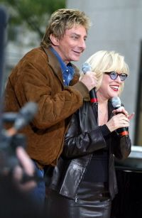 Barry Manilow  Bette Midler.