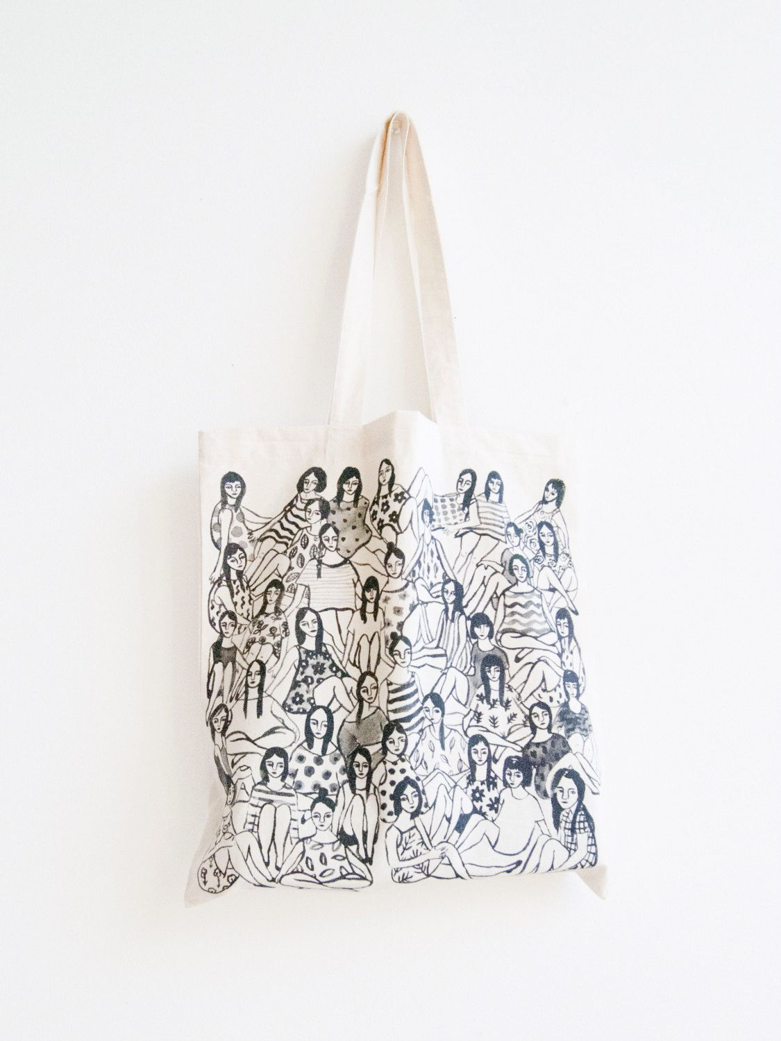 100 Lightweight Cotton Canvas Tote Bag