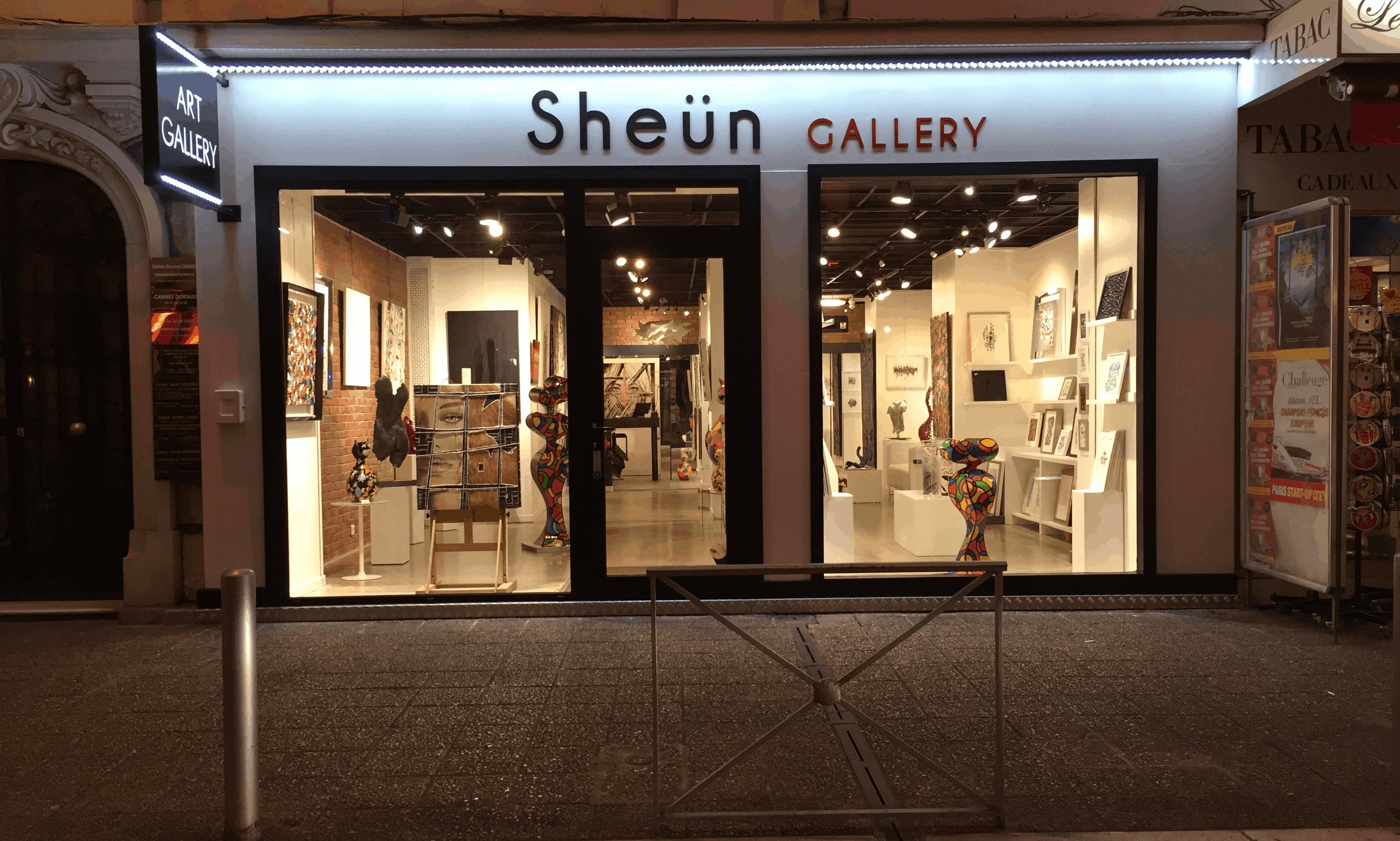 Sheün Gallery Galerie d'art contemporain Art