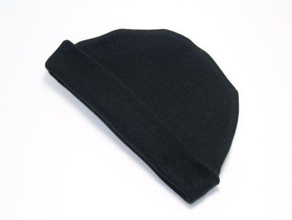 Black Newborn Hat fc047746f22