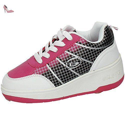 Canvas Shoe, Chaussures de Fitness Femme - Blanc - Blanc, 36 EUBeppi