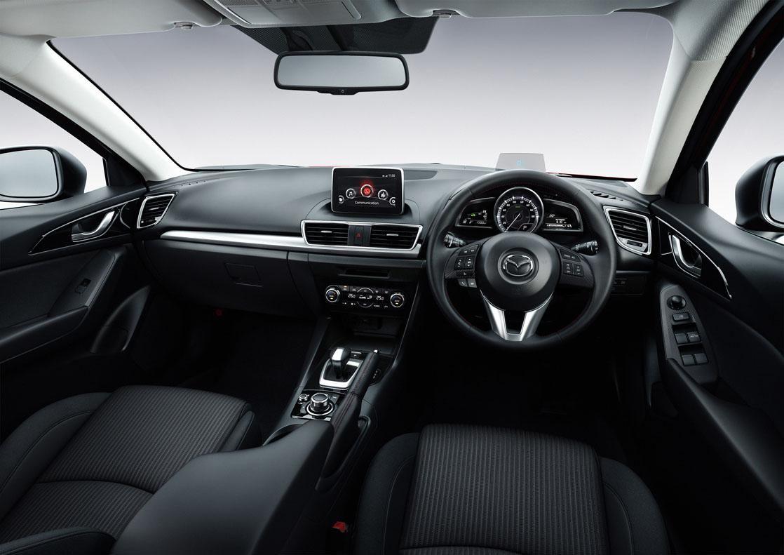 Mazda Axela 2014   King Xtreme Racing