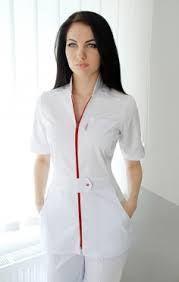 Resultado de imagen para modelos de mandiles de enfermeras for Spa nagoya uniform