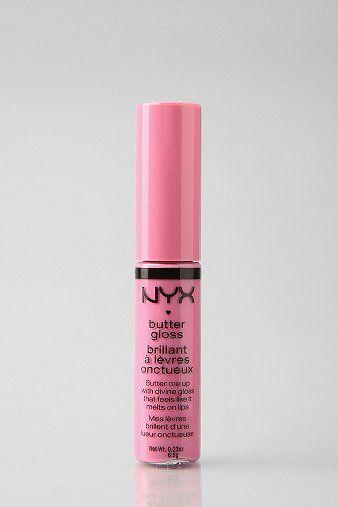 NYX Butter Lip Gloss/ Cute shade
